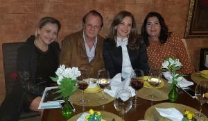 Drs. Maria Amélia, Paulo R. M/argotto, Telma e Maria Aparecida (29/5/2018:Reunião sobre o uso da Palivizumabe)