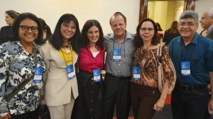 Drs. Marta, Rita Silveira, Dani Nardi, Paulo R. Margotto, Joseleide de Castro e Sérgio Veiga (NEOBRAIN BRASIL, 9/11/2019)