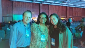 Drs. Paulo R. Margotto, Marta DR Moura e Kathi Salley Randall (NEOBRAIN BRASIL, 9/11/2019)