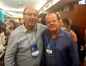 Dr. Renato Procianoy e Paulo R. Margotto (NEOBRAIN BRASIL, 9/11/2019