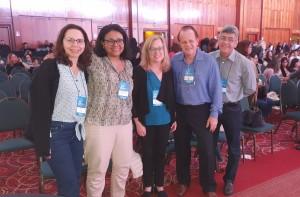 Dr.s Joseleide, Marta, van Meurs Paulo R. Margotto e Sérgio Veiga (NEOBRAIN BRASIL, 9/11/2019