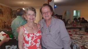 Dra. Marlene  e Dr. Paulo R. Margotto (REUNIÃO  ESCALA DE PLANTÃO-Neonatologistas dos anos 90:3/12/2019