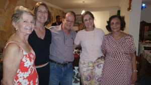 Drs. Marlem Zenilde, aulo R. Margotto, Rachel e Maura (REUNIÃO  ESCALA DE PLANTÃO-Neonatologistas dos anos 90:3/12/2019)