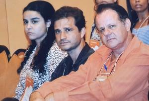 Drs. Jordana, Alexandre Serafim Paulo R. Margotto: há 10 anos!