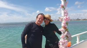 Dr. Paulo R. Margotto e Esposa, Carmen (João Pessôa, 9/2/2020)
