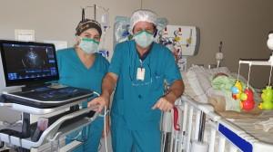 Dra. Vera e Dr. Paulo R. Margotto (UTI Neonatal do Hospital Santa Lúcia):11/5/2020
