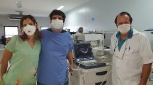 Drs. Nathália Bardal, António e Paulo R. Margotto (1111/2020)