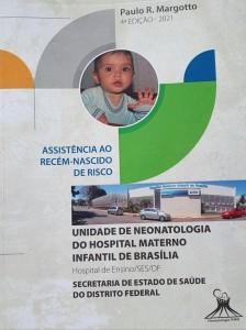 Capa do Livro Assistência ao Recém-Nascido de Risco, 4a Edição, 2021 (30/12/200)