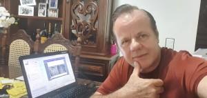 Dr. Paulo R. Margotto na live do Simpósio Internacional de Porto Alegre (27/3/2021)