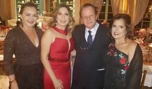 Drs. Ana Amélia,Adriana, Paulo R. Margotto e Ana Carine (22/6/2019)