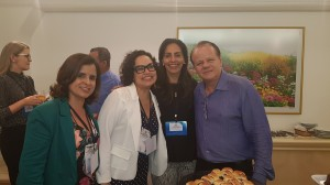 Drs. Ana Carla, Thayssa, Patrícia Botelho e Paulo R. Margotto (25-10-2108)