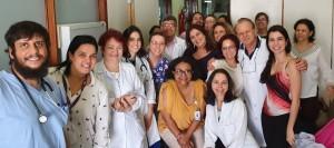 Equipe Neonatal do HMIB - Aniversário de 66 anos o Dr. Paulo R. Margotto: o Meu Muito Obrigado pelo Carinho!(22/8/2019)