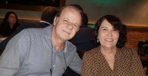 Dr. Paulo R Margotto e Dra. Bernadete (25/4/2019)