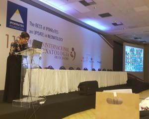 11o Simpósio Internacional do Rio de Janeiro (20-23/6/2018). Dra. Maria Roberta Cílio