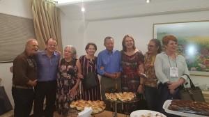 Drs. Cléris, Paulo R. Margotto, Maria Suassuna, Marlene Farias, José Rodrigues, Zenilde, Olga e Débora (25/10/2018)