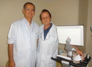 Dr. Benício (Neurocirurgião de Brasília) e Dr. Paulo R. Margotto (2018)