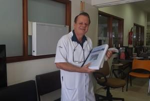 Dr. Paulo R. Margotto Apresentando as Provas da 4a Edição do Livro Assistência ao Recém-Nascido de Risco, 2019