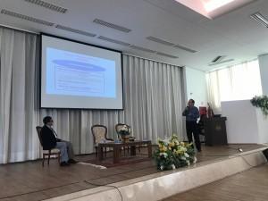 Dr.Paulo R. Margotto (1o Simpósio Internacional de Neonatologia do DF e HMIB (25 a 27 de outubro de  2018)