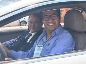 Drs. Wung e Carlos Zaconeta (25/10/18)