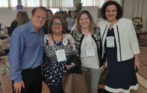 Drs. Flavia, Caroline e Lisane (25-10-2018)