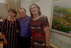 Drs. Marlene Farias, Paulo R. Margotto e Zenilde (25-10-2018)