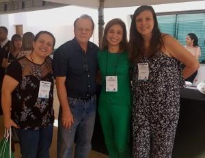 Drs. Clarisse, Paulo R. Margotto, Roberta e Nelsima (27/10/2018)