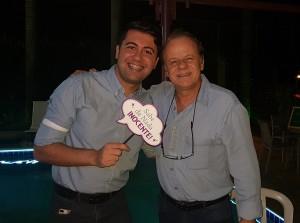 Drs. Gustavo Borela e  Paulo  Margotto -  7-12-2018