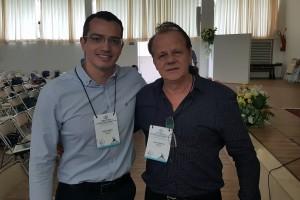 Drs. Diogo Pedroso  e Paulo R. Margotto (26-10-2018)