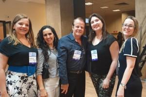 22o Simpósio Internacional de Neonatologia do Santa Joana (SP):Drs. Telma,Ana Carolina, Paulo R. Margotto, Patrícia e Lorena (Ex-Residentes do HMIB-NEONATOLOGIA) (12/9/2019)