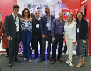 22o Simpósio Internacional de Neonatologia do Santa Joana (SP):Grupo da FANEN (13/9/2019)