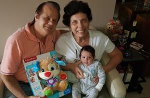 Hugo e Marcia Pimentel