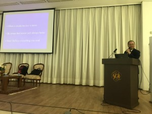 Dr. Wung (1º Simpósio Internacional de Neonatologia do DF e HMIB: 26/10/2018)