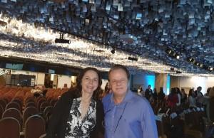 22o Simpósio Internacional de Neonatologia do Santa Joana (SP):Drs. Joseleide de Castro e Paulo R. Margotto (14/9/2019)