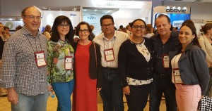 11o Simpósio Internacional do Rio de Janeiro (20-23/6/2018). Drs. Procianoy, Rita Silveira, Abadia, Nelson Diniz, Marta Rocha, Paulo R. Margotto e Evelyn Mirela