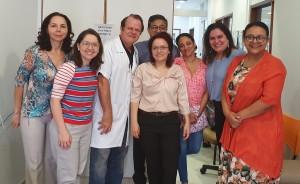 Saffs e Residentes da UTI Neonatal do HMIB (30-9-2019)