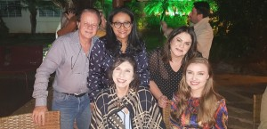 Drs. Paulo R. Margotto, Marta David Rocha de Moura, Sandra Lins, Márcia Pimentel e Maria Eduarda (5/7/2019)