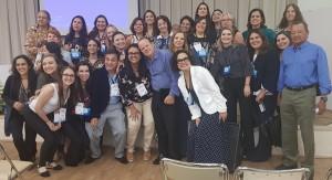 Staffs e Residentes (ex e atuais!)da Unidade de Neonatologia do HMIB (25-10-2018)