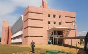 Prédio da Medicina (Bloco C)-Universidade Católica de Brasília:14/9/2018