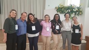 Drs. Renata, Paulo R. Margotto, Sandra Lins, Walusa, Marta DR de Moura, Karine e Ludmyla-(25 10-2018)